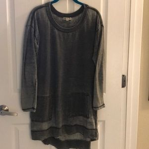 Indigo Thread Tunic